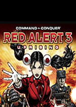 Command & Conquer: Red Alert 3 - Uprising box art