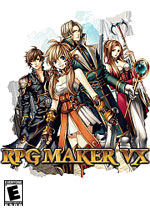 RPG Maker VX box art