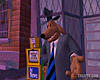 Sam & Max Episode 202: Moai Better Blues screenshot - click to enlarge