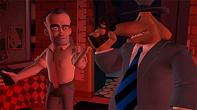 Sam & Max Episode 204: Chariots of the Dogs screenshot