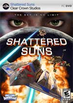Shattered Suns box art