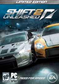 Shift 2: Unleashed Box Art