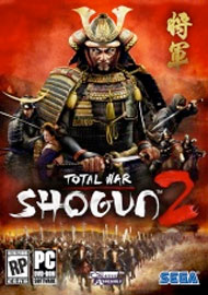 Shogun 2: Total War box art