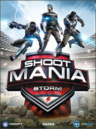 ShootMania Storm Box Art
