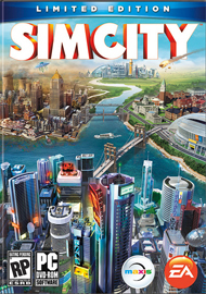 SimCity Box Art