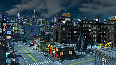 SimCity Societies screenshot