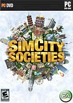 SimCity Societies box art