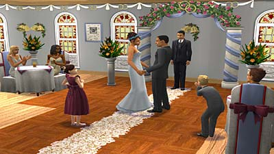 The Sims 2: Celebration Stuff Expansion screenshot