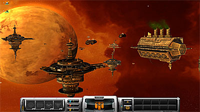 Sins of a Solar Empire screenshot