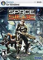 Space Siege box art