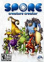 Spore Creature Creator box art