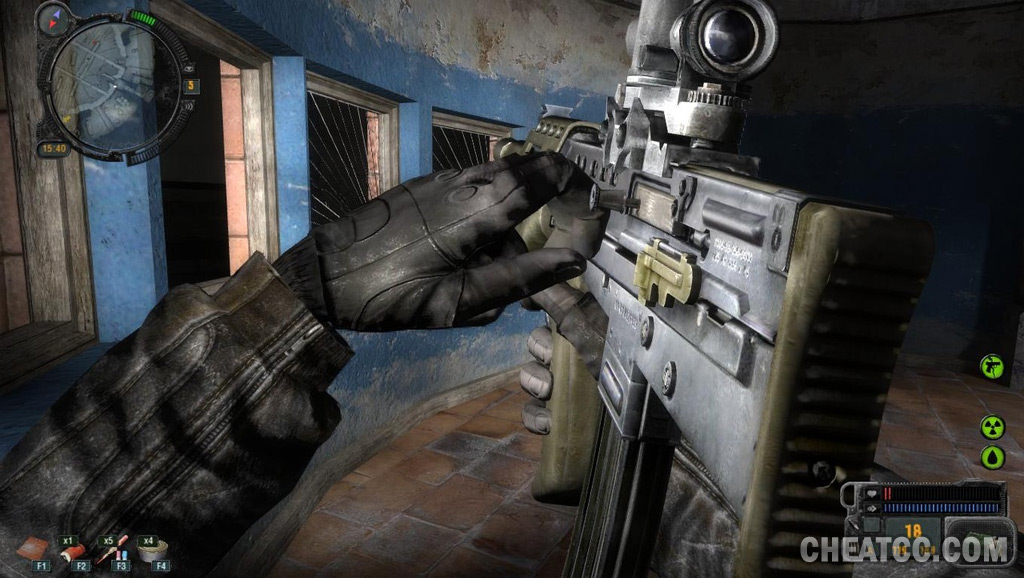 S.T.A.L.K.E.R.: Call of Pripyat Review for PC