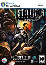 S.T.A.L.K.E.R.: Call of Pripyat box art