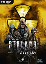 S.T.A.L.K.E.R. Clear Sky box art