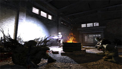 S.T.A.L.K.E.R.: Shadow of Chernobyl screenshot