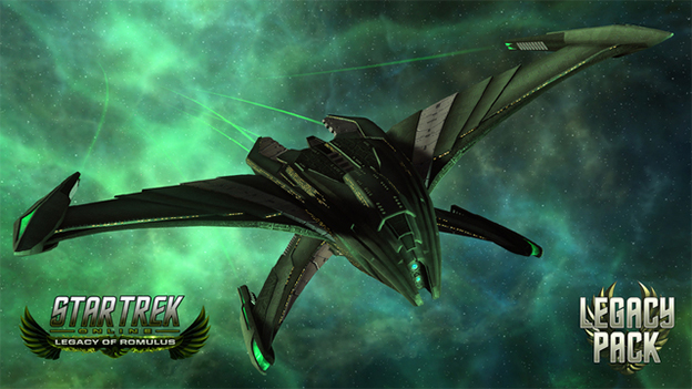 Star Trek Online: Legacy of Romulus Screenshot