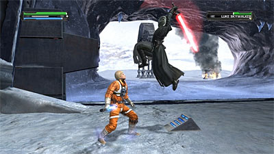 Star Wars: The Force Unleashed - Ultimate Sith Edition screenshot