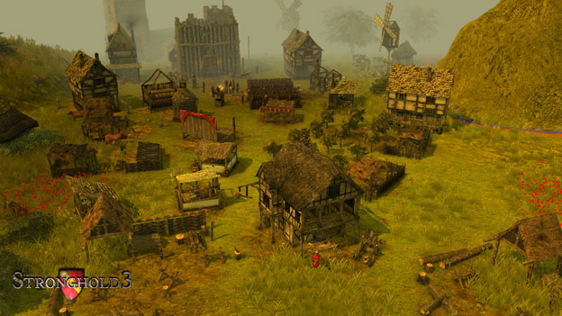 Stronghold 3 Screenshot