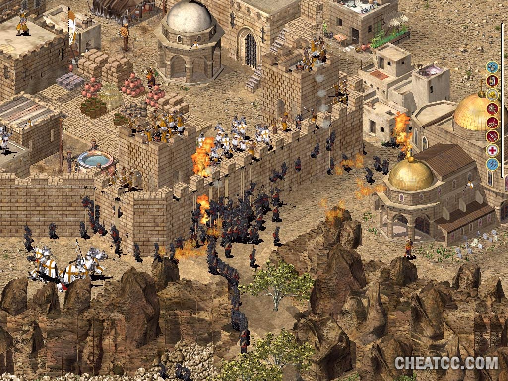 Stronghold Crusader Extreme Review for PC