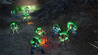 Tabula Rasa screenshot