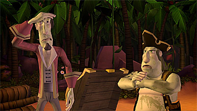 Tales of Monkey Island Chapter 2: The Siege of Spinner Cay screenshot