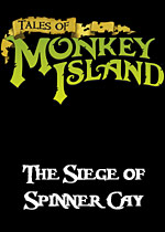 Tales of Monkey Island Chapter 2: The Siege of Spinner Cay box art