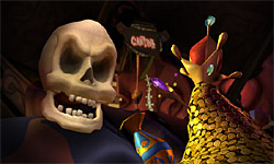 Tales of Monkey Island Chapter 3: Lair of the Leviathan screenshot