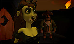 Tales of Monkey Island Chapter 5: Rise of the Pirate God screenshot
