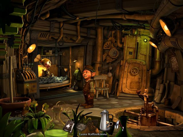 The Book of Unwritten Tales Screenshot