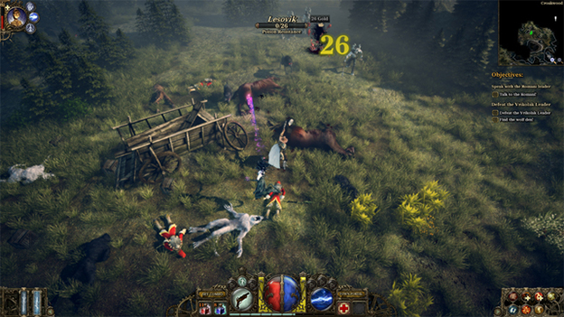 The Incredible Adventures of Van Helsing Screenshot
