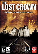 The Lost Crown: A Ghost-hunting Adventure box art