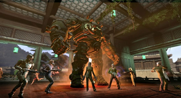 The Secret World Screenshot