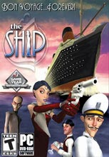 The Ship box art
