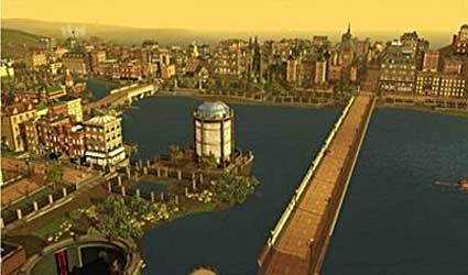 The SimCity Box screenshot