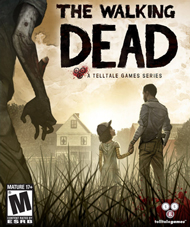 The Walking Dead: Episode 5 - No Time Left Box Art