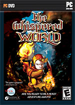 The Whispered World box art