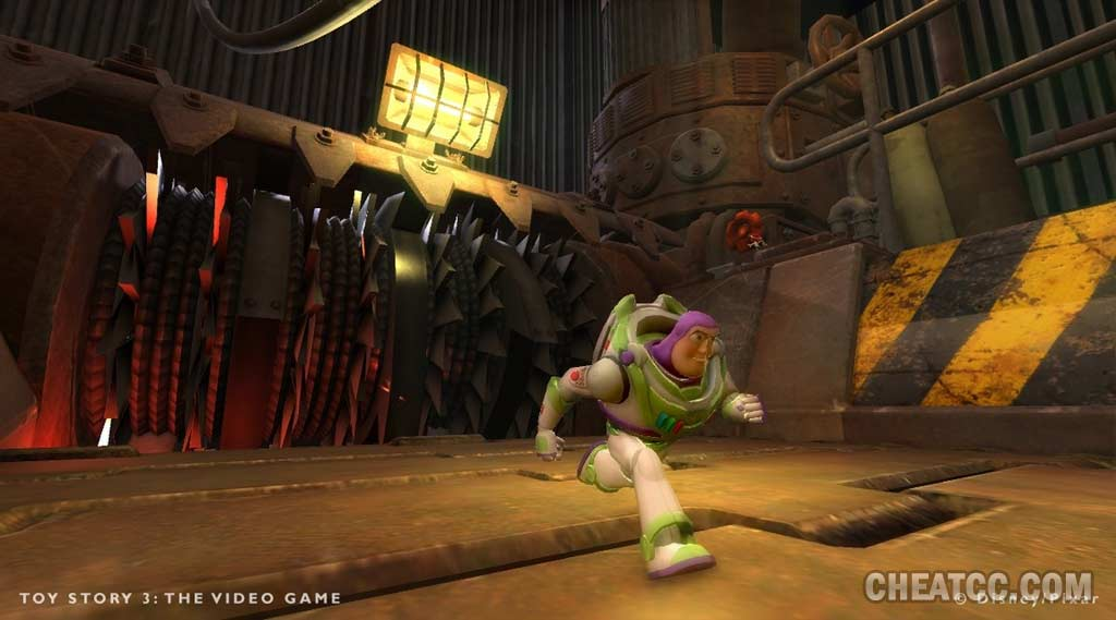 Toy Story 3 Games : Toy story the video game review for pc