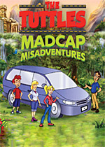 The Tuttles: Madcap Misadventures box art