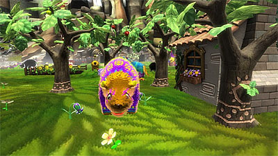 Viva Piñata Screenshot