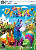 Viva Pi&#241ata box art