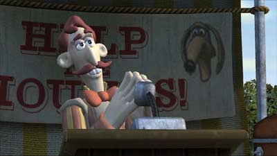 Wallace & Gromit&#146s Grand Adventures: Episode 3: Muzzled! screenshot