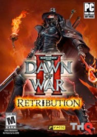 Warhammer 40,000: Dawn of War II: Retribution Box Art