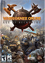 Warhammer Online: Age of Reckoning box art