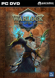 Warlock: Master of the Arcane Box Art