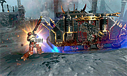 Warhammer 40,000: Dawn of War II: Chaos Rising screenshot