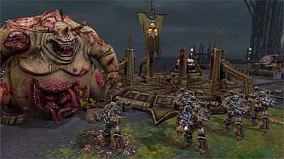 Warhammer 40,000: Dawn of War II - Chaos Rising screenshot