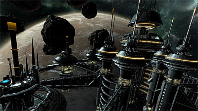 X3: Terran Conflict screenshot