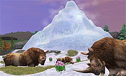 Zoo Tycoon 2: Extinct Animals screenshot
