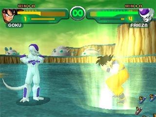 Dragon Ball Z Budokai Review Preview For Playstation 2 Ps2