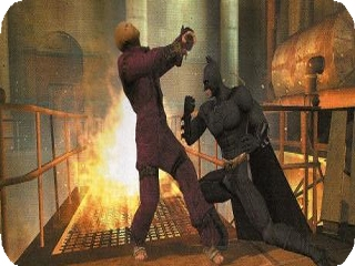 Batman Begins Review / Preview for the GameCube (GC)